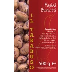 Fagioli Borlotti - 500 gr