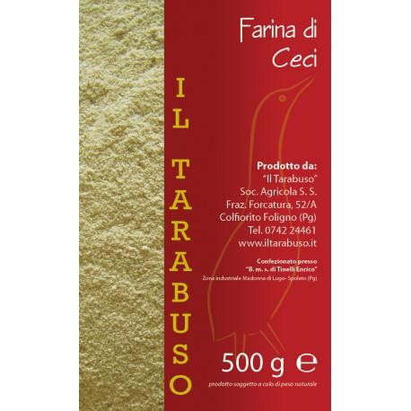 Chickpeas flour - 500 gr