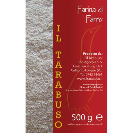 Spelt Flour - 500 gr