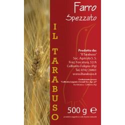 Farro Spezzato - 500 gr