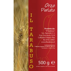 Barley - 500 gr