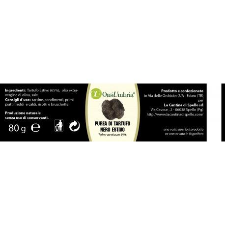 Mashed blacks truffles - 80g