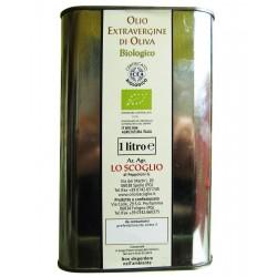 Olio Extravergine di Oliva Biologico - 1 litro
