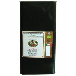 Olio Extravergine di Oliva Biologico  - 5 litri