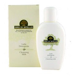 LATTE DETERGENTE ORO SPELLO 250 ml