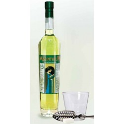 Absinthium 50 CL with box -...