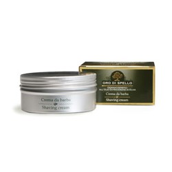 CREMA DA BARBA ORO SPELLO 180 ml