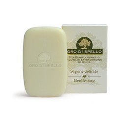 GENTLE SOAP ORO SPELLO 100 gr