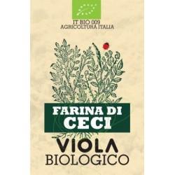 FARINA DI CECI BIOLOGICA VIOLA 500g