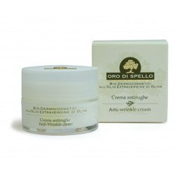 CREMA ANTIRUGHE ORO SPELLO 50 ml