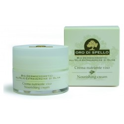 NOURISHING FACE CREAM ORO...