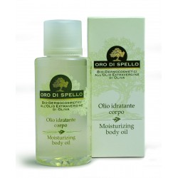 HYDRATING BODY OIL ORO...