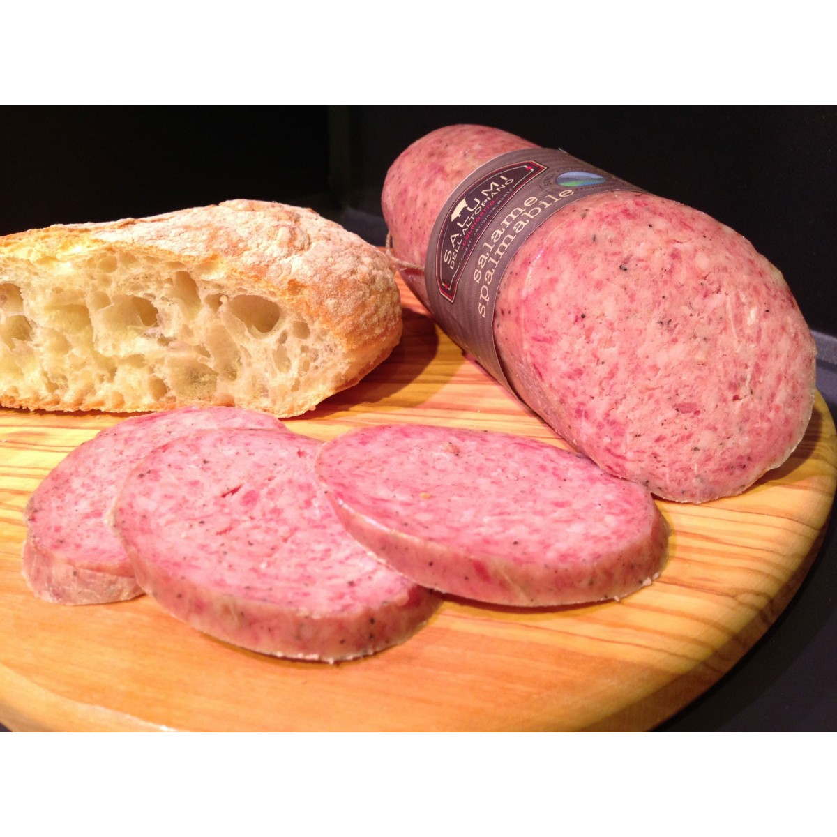 Spreadable salami Italian Colfiorito Plateau 750g / 800g