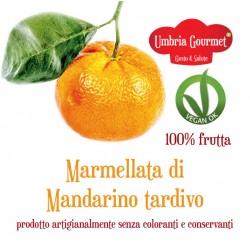 Marmellata di Mandarino tardivo