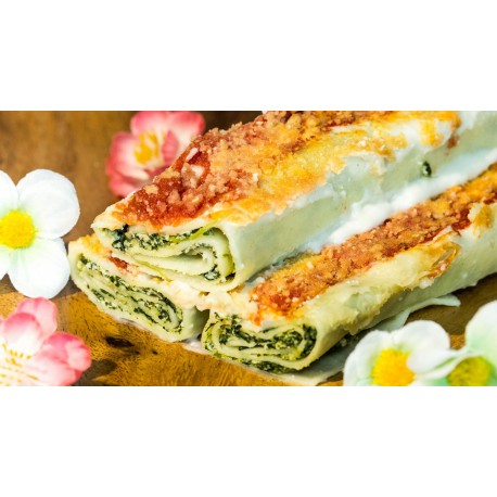 Cannelloni Stuffed Chenopodium (Plant)