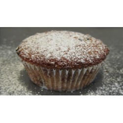 Portulaca Flour Muffins